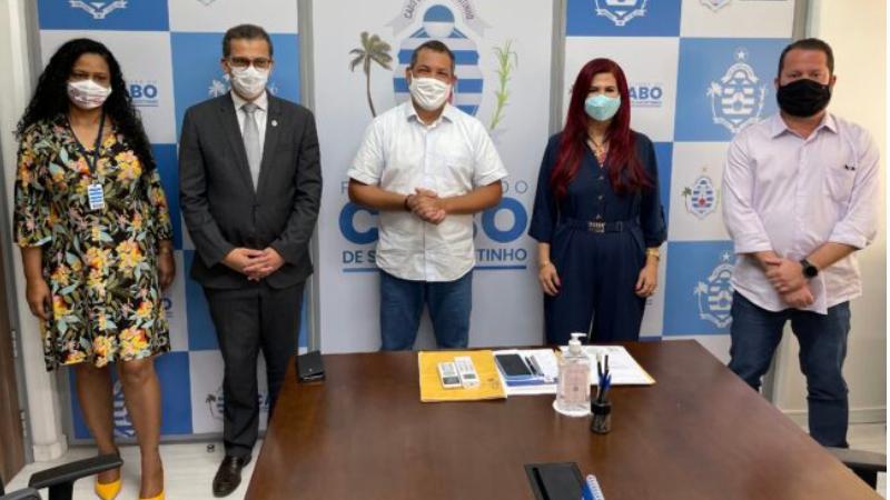 O prefeito Keko do Armazém anunciou a convocação de 117 concursados aprovados para a Guarda Municipal