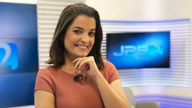 Telejornal apresentado por Larissa Pereira é o programa local mais assistido da TV em João Pessoa