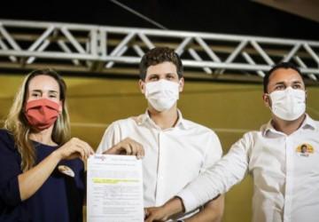 João Campos destaca fortalecimento da atenção básica