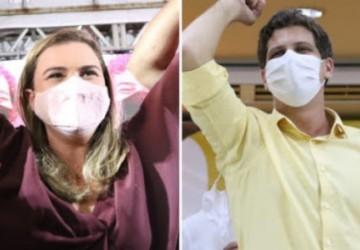 IPESPE: Marília tem 54% dos votos válidos e João, 46%