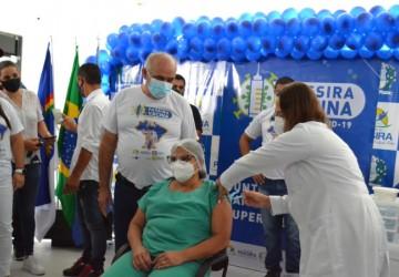Passira iniciaCampanha de Vacinação Contra a COVID-19