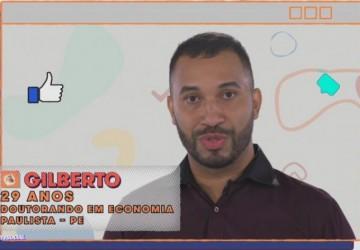 Gilberto Nogueira representará Pernambuco na nova edição do Big Brother Brasil