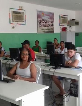Centro de Informática Popular abre inscrições em Arcoverde