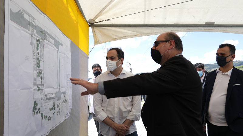 Multinacional de origem japonesa constrói, em Bonito, sua décima unidade no Mercosul, com um investimento de R$ 60 milhões. Operações devem começar em junho de 2021