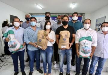 Serra Talhada recebe 27 toneladas de sementes do Programa Campo Novo
