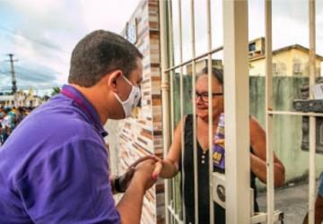 Padilha cumpre extensa agenda no comércio de Paulista