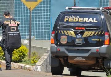 Polícia Federal cumpre mandados em Olinda, Paulista, Recife e Jaboatão