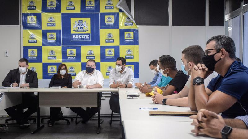 Produtores e influenciadores digitais se reuniram com secretários municipais e lançaram alerta para cumprimento do decreto estadual de prevenção à covid-19