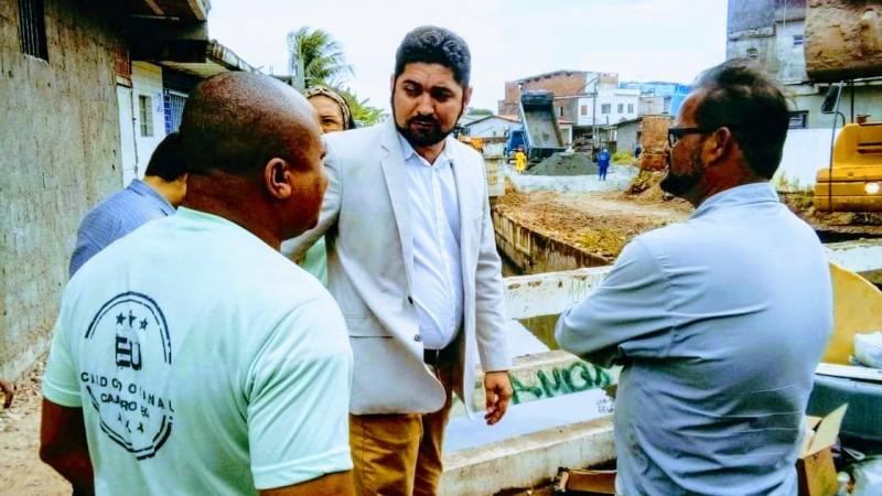 Parlamentar é líder da oposição na Câmara Municipal de Jaboatão dos Guararapes
