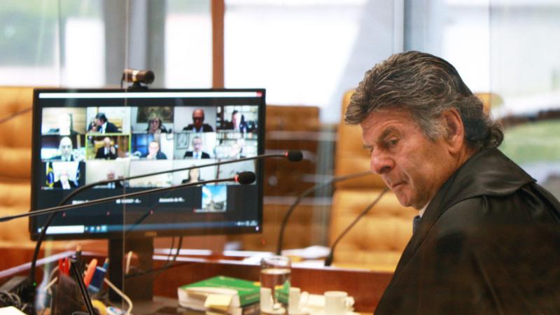 Plenário do STF anula condenações de Lula na Operação Lava Jato nessa quinta (15).
