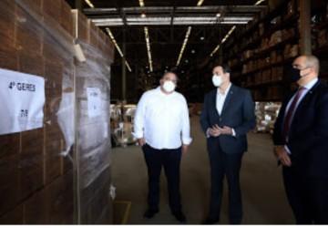 Governo de Pernambuco inicia distribuição de 1,5 milhão de seringas aos municípios