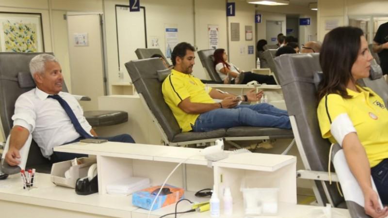 Estima-se que 66% das doações são espontâneas. Ainda assim, no Dia Mundial do Doador de Sangue, o Ministério da Saúde reforça a necessidade da doação de sangue voluntária para manter estoques em todo o país