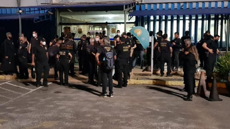 Ao todo 139 mandados de prisão e busca e apreensão foram cumpridos em 12 estados e o Distrito Federal