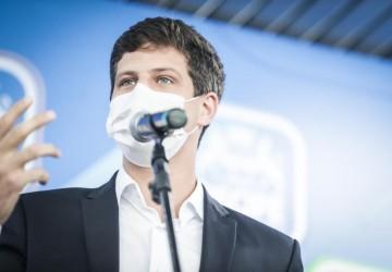 João Campos lança Programa Recife Acolhe para inclusão social de população em vulnerabilidade
