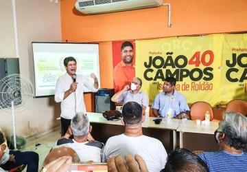 João Campos recebe apoio de três centrais sindicais e 20 sindicatos