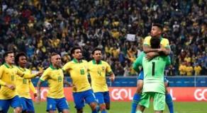 Brasil e Argentina decidem nesta terça vaga na final da Copa América