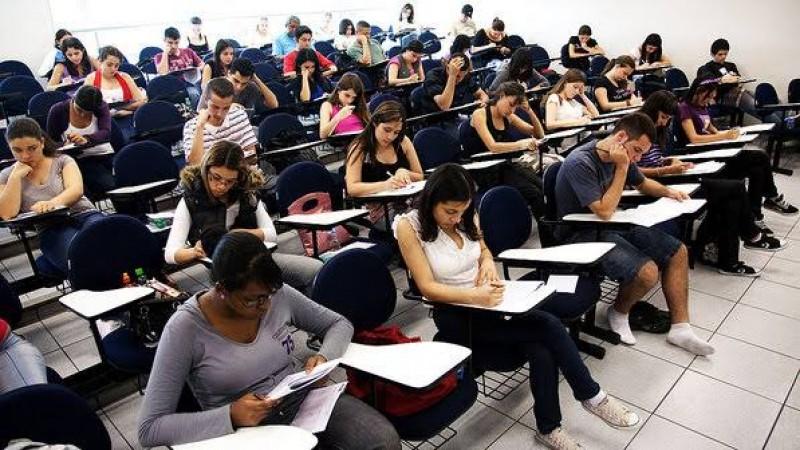 Podem se inscrever candidatos que não tenham diploma de curso superior e que tenham participado do Exame Nacional do Ensino Médio (Enem) 2018