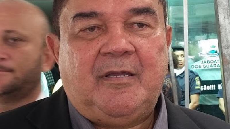 Fernando Ramos disputou a eleição como vice na chapa de Eduardo Porto em Jaboatão dos Guararapes