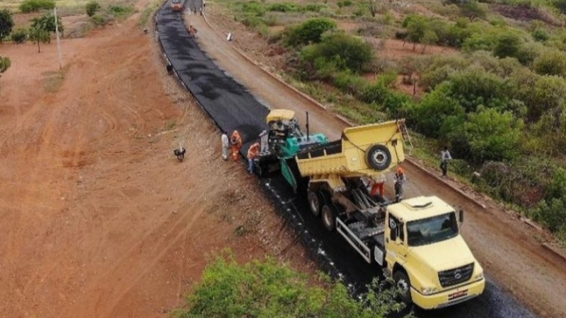 Trecho de 33 quilômetros segue em obras entre os municípios de Afrânio e Dormentes, com investimento de R$ 25 milhões
