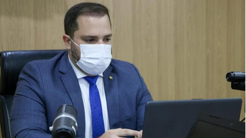 Audiência pública virtual foi proposta pelo vereador Marco Aurélio Filho (PRTB)