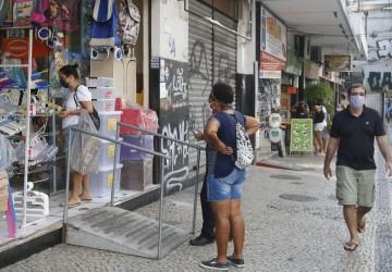 O volume de vendas do comércio varejista de Pernambuco registrou alta em maio