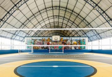 Novo Geraldão reinicia atividades esportivas
