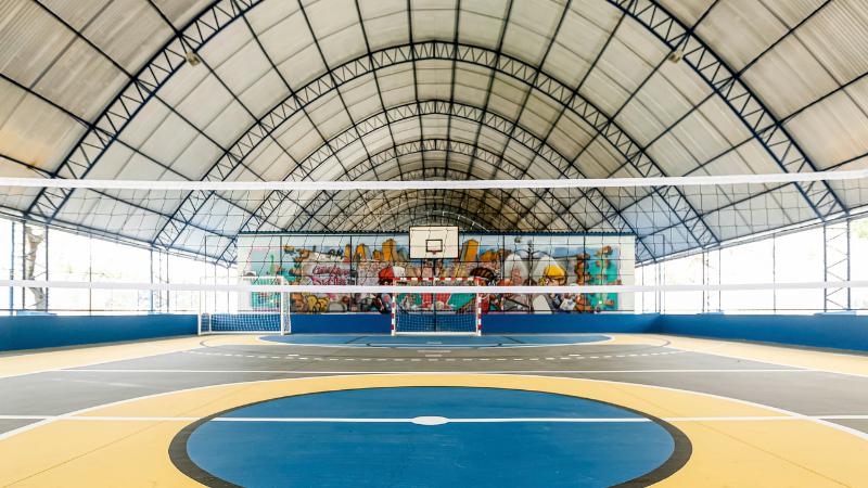 Retomada será gradual e começa com mais de 300 alunos de Natação, Karatê, Dança Popular e Pilates; ainda há 20 vagas disponíveis para a população