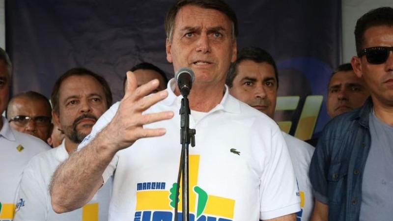 Presidente participou da Marcha para Jesus em São Paulo