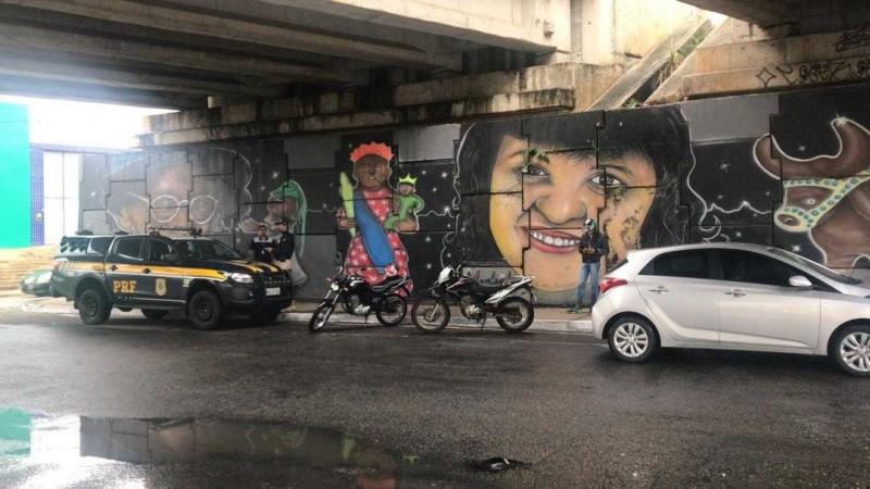 Iniciativa faz parte da operação São João 2019, que tem como objetivo reduzir a violência no trânsito, garantindo mais segurança durante os festejos juninos nas rodovias