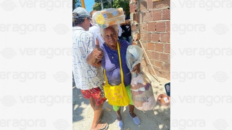 55,2% dos domicílios do país sofreram com algum grau de insegurança alimentar no final de 2020, e 19,1 milhões de brasileiros estavam passando fome.