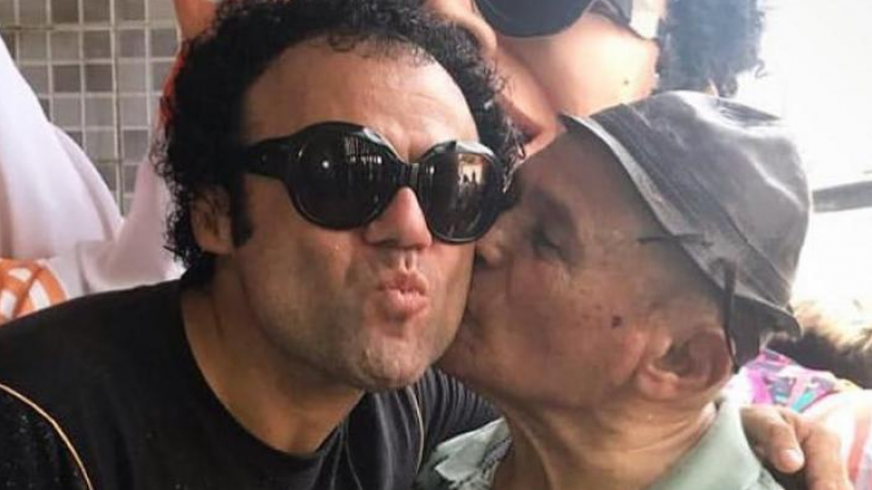 Maestro Forró, filho do artista, deu a triste notícia em sua rede social