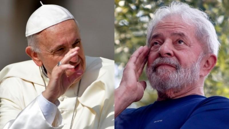 Documento é uma resposta à correspondência que o ex-presidente enviou ao pontífice em março