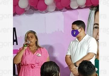 Padilha prestigia aniversário e lançamento da campanha de Susy Racinha