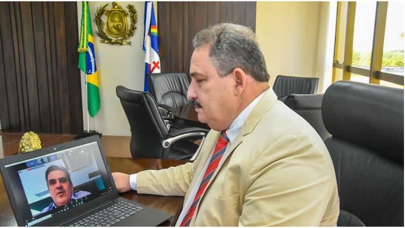 O presidente da Assembleia Legislativa de Pernambuco parabenizou o senador pela sua recondução na presidência nacional do Progressistas