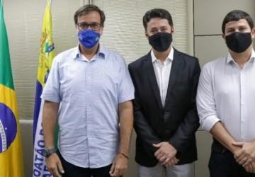 Ministro do Turismo visita Anderson Ferreira e garante investimentos em Jaboatão