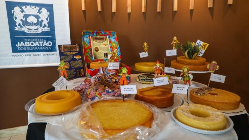 Concurso foi na última quarta e premiou o melhor bolo Souza Leão