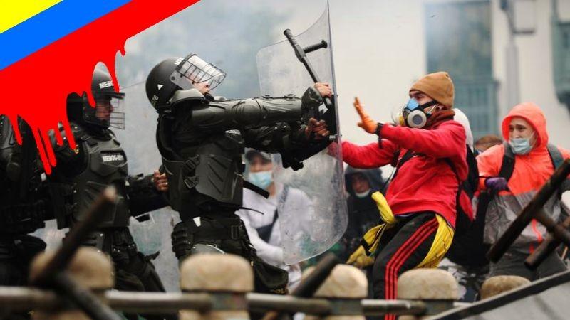 Colômbia explode: o escritor colombiano Carlos Sierra traz um relato indispensável sobre os graves protestos atuais na Colômbia
