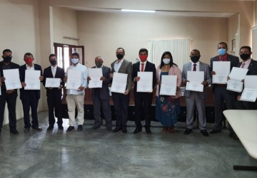 Diplomação dos eleitos em Ibimirim marcada pela emoção