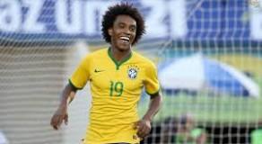 Willian é convocado no lugar de Neymar e será o camisa 10 na Copa América