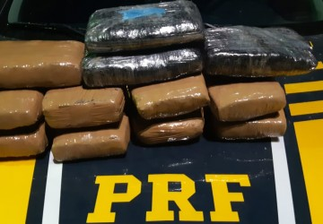 Dois homens são presos com mais de 10 quilos de maconha em Arcoverde