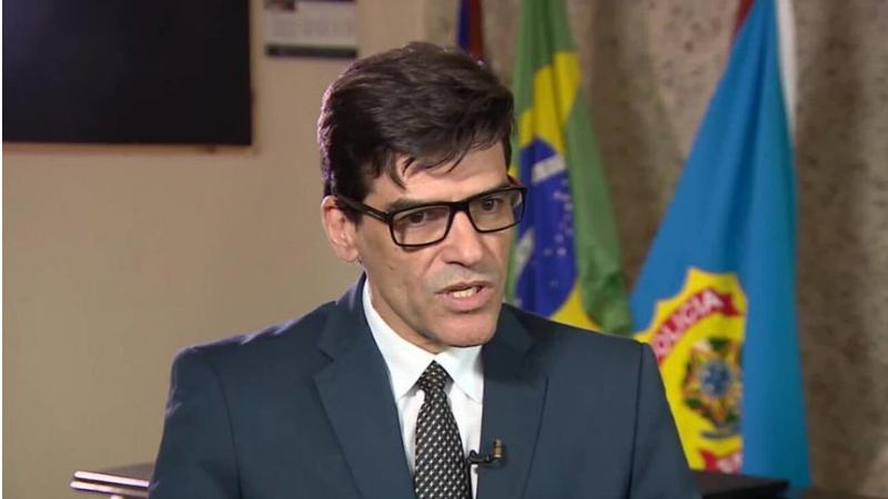 Delegado Alexandre Saraiva afastado por ação da PF que incomodou ministro do Meio Ambiente