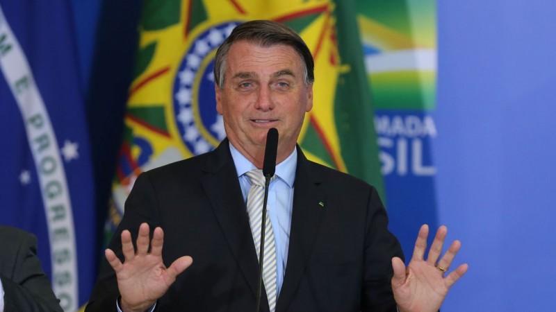 Sobre sua provável candidatura à reeleição, 65% disseram que não votariam em Bolsonaro de jeito nenhum.