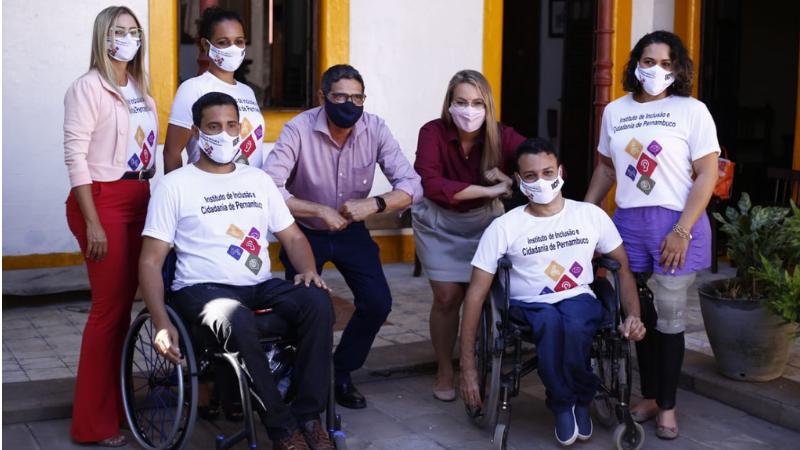 O Instituto de Inclusão e Cidadania de Pernambuco (IICPE) tem se reunido com todos os candidatos a prefeito de Olinda e alertando para o assunto.