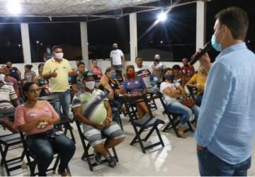 Olinda: Guto reúne lideranças para discutir problemas da cidade