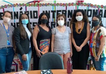 Política para Mulheres: secretária de Gravatá se reúne com titulares das pastas no Estado e Capital