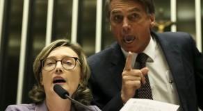 Presidente Bolsonaro pede desculpas à deputada Maria do Rosário