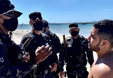 Deputado estadual do Ceará desacata agentes e é detido em Porto de Galinhas
