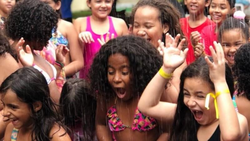 Atividades recreativas são voltadas para crianças dos 5 aos 12 anos de idade