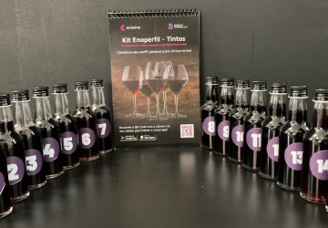 Clube de vinhos lança kit para descobrir as preferências de cada cliente