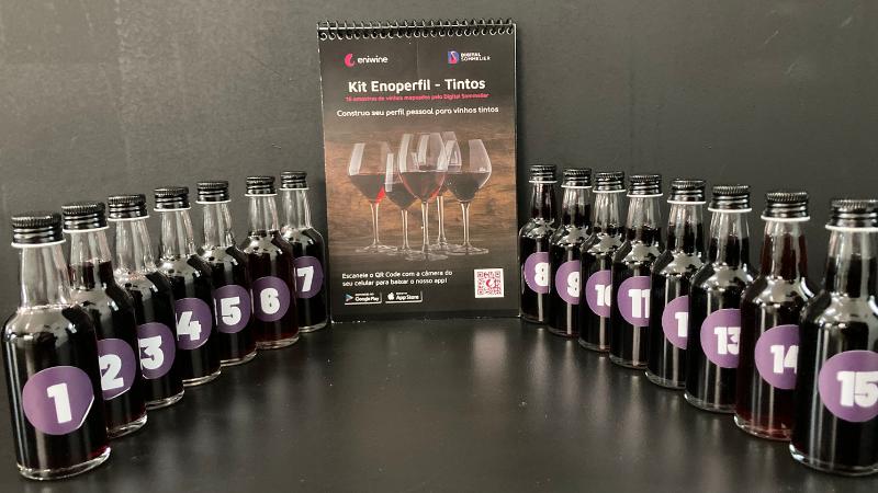 Eniwine.com é o primeiro e-commerce onde o cliente tem certeza que compra vinhos que realmente gosta